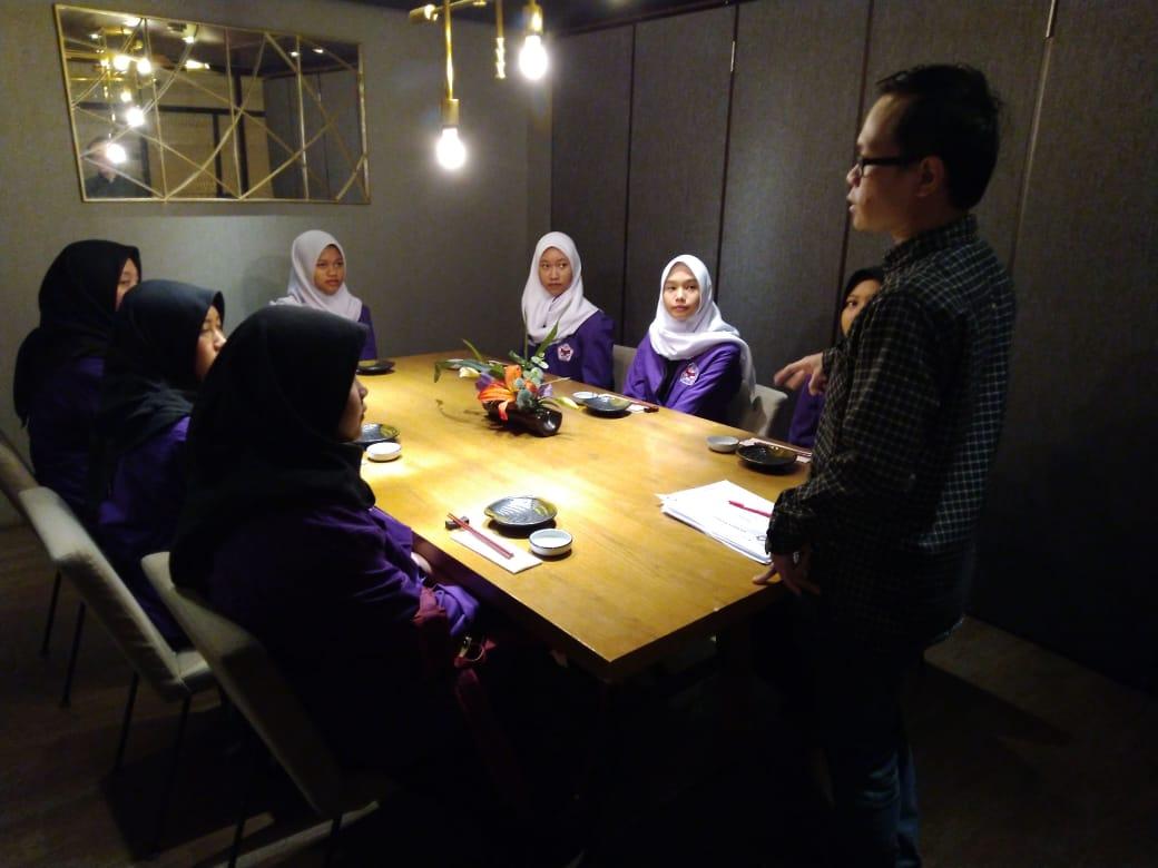 Kegiatan Interviu PKL