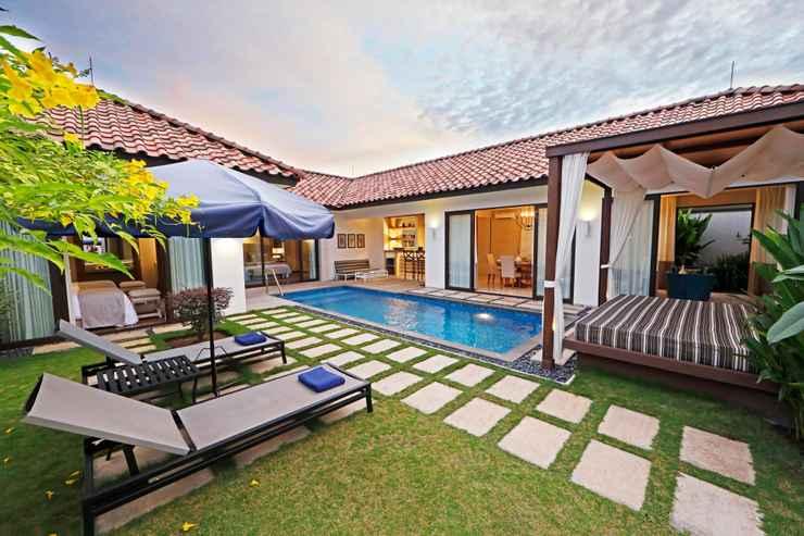 gambar holiday villa