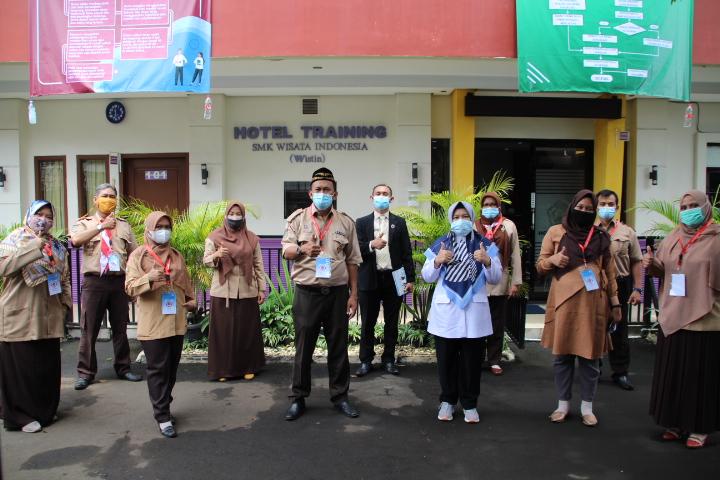 Read more about the article Uji Coba Masuk Sekolah ( Piloting ke – 1 )